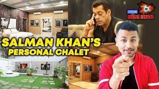 Salman Khan's Personal Chalet Inside Bigg Boss House | Sneak Peek | Bigg Boss 13