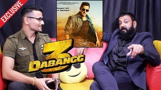 Dabangg 3 Actor Santosh Shukla Exclusive Interview | Salman Khan