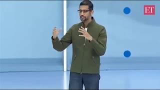 Sundar Pichai, CEO - Google