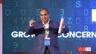Dr. Vipin Tyagi, Executive Director - C Dot at 3rd Cyber Security Conclave 2019