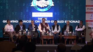 Dr. Pavan Duggal, Chairman,  Cyber Security Law at at 1th Panel Discussion