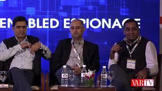 Krunal Patel, Sales Head India & South Asia - TeamViewer at 1st Panel Discussion Part 6