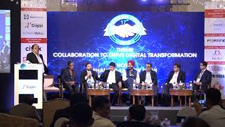 Alok Mani - CEO, Founder - RPA TECH at 4th Panel Discussion, 17th IT FORUM 2019