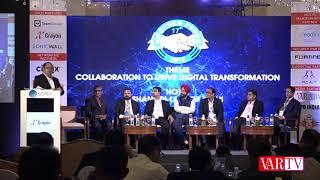 Vijay Sethi, CIO, CSO - Hero Motor Corp at 3rd Panel Discussion, 17th IT FORUM 2019