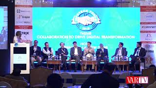 Sanjay Chowdhry, CIO – Hamdard Laboratories at 4th Panel Discussion, 17th IT FORUM 2019