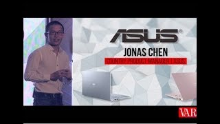 Jonas Chen - Country Product Manager at ASUS
