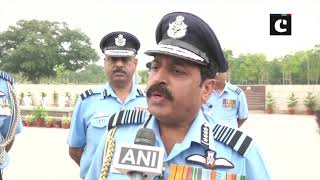 Ready to face any challenge: Air Chief Marshal RKS Bhadauria on Pak PM's nuclear war threat