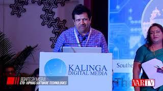 Bohitesh Misra - CTO - Xiphias Software Technologies at 10th SIITF 2019