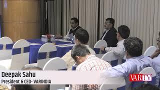 Dr. Deepak Sahu - President & CEO - VARINDIA
