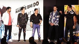 Marrne Bhi Do Yaaron Trailer Launch | Full Video | Krushna Abhishek, Kapil Sharma, Tusshar Kapoor
