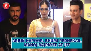 Arjun Kapoor, Bhumi Pednekar, Manoj Bajpayee Attend Jagran Film Festival