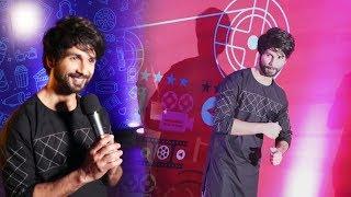 Shahid Kapoor At 10th Jagran Film Festival 2019 - Full Video