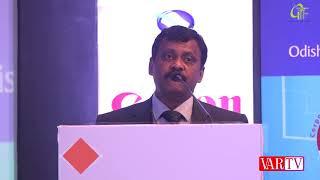Deepak Sahu, Publisher, VARINDIA at 10th OITF 2018