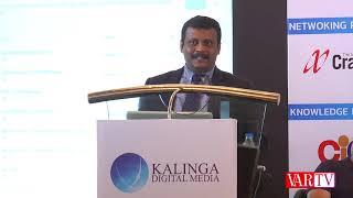 Dr. Deepak Kumar Sahu, Publisher & Chief Editor, VARINDIA at 10th EIITF 2019