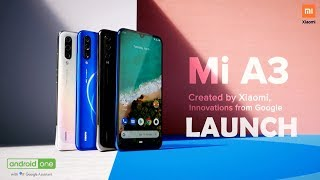 Unraveling of the Mi A3