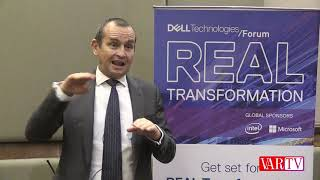Paul Henaghan - Senior VP - Data Centre Solutions - (Asia Pacific & Japan) at Dell Technologies