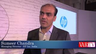 Sumeer Chandra - Managing Director - HP Inc. India