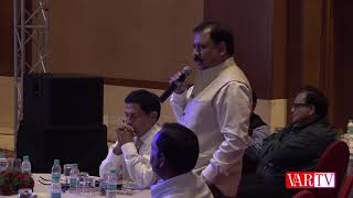 Sanjeev Walia, President PACT at Industry Round Table- 16th Star Nite Awards 2017