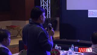 R Sridhar, Past President AIT at Industry Round Table - 16th Star Nite Awards 2017
