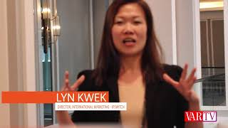 Lyn Kwek, Director, International Marketing - Ipswitch