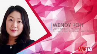 """""""We want to leverage the Channel Partners to grow in Commercial sector"""": Wendy Koh NetApp"""