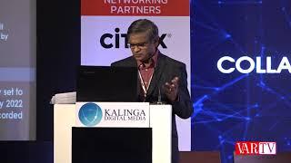 Chandra Mouli, Chief Information and Technology Officer - Sankara Nethralaya at 17th IT Forum 2019