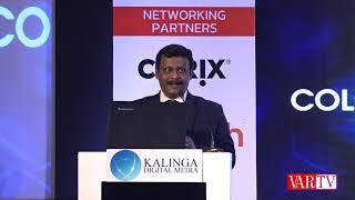 Dr. Deepak Kumar Sahu, Publisher & Chief Editor, VARINDIA at 17th IT FORUM 2019