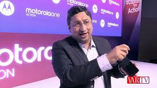 Prashanth Mani - Managing Director at Motorola Mobility India