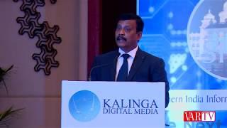 Dr. Deepak Kumar Sahu, President & CEO, VARINDIA at 10th SIITF 2019