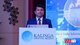 Manish Sinha, E.C - CIOs of India at 10th SIITF 2019
