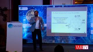 Rahul Raj Singh - Regional Manager, South India - Extreme Networks at 10th SIITF 2019