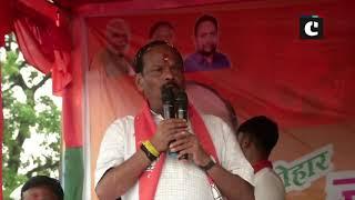 Will illuminate villages like cities: CM Raghubar Das at Jan Ashirwad Yatra in Chandil
