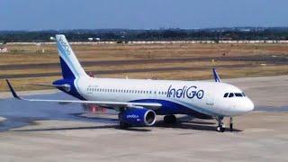 Goa-Delhi Indigo flight makes emergency landing after its engine catches fire