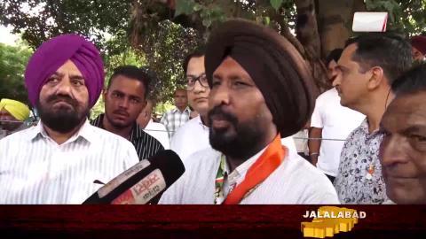 Exclusive Interview: Congress से परिवारिक संबंधो ने छुड़वाई Balwinder Dhaliwal से DC की कुर्सी