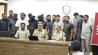 Hyderabad City Police Nae | 2 Choro ko Pakda | East Zone Task Force | Commissioner Anjani Kumar - DT