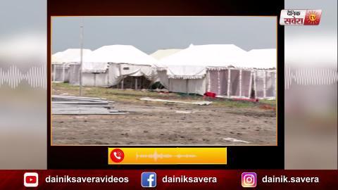 Exclusive: 550th Gurpurab से पहले देखें Sultanpur Lodhi में Tent City के हालात