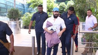 Aamir Khan Spotted In Lal Singh Chaddha Look At Airport