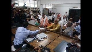 #CM #MANOHARLAL ने #KARNAL से भरा नामांकन #UP के #CM #YOGIADITYANATH समेत #BJP के कई नेता रहें मौजूद