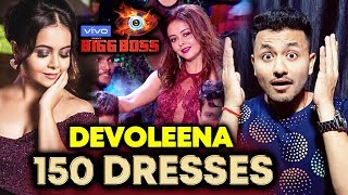 OMG! Devoleena Bhattacharjee Carried 150 Dresses For Bigg Boss 13 | Latest Update