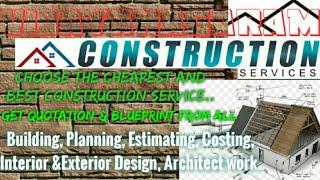 VIJAYANAGARAM    Construction Services ~Building , Planning, Interior and Exterior Design ~Architec