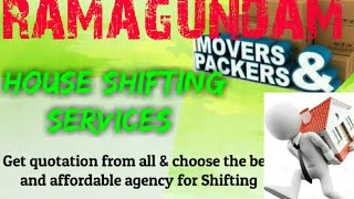 RAMAGUNDAM    Packers & Movers ~House Shifting Services ~ Safe and Secure Service ~near me 1280x720