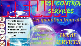 REWA    Pest Control Services ~ Technician ~Service at your home ~ Bed Bugs ~ near me 1280x720 3 78M