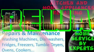 REWA    KITCHEN AND HOME APPLIANCES REPAIRING SERVICES ~Service at your home ~Centers near me 1280x7