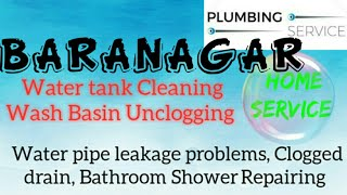 BARANAGAR    Plumbing Services ~Plumber at your home~   Bathroom Shower Repairing ~near me ~in Build