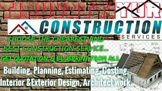 TIRIVOTTIYUR      Construction Services ~Building , Planning, Interior and Exterior Design ~Archite