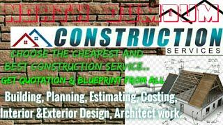 NORTH DUMDUM     Construction Services ~Building , Planning, Interior and Exterior Design ~Architec