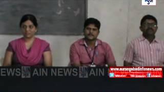 Aurangabad : हायटेक महाविद्यालयात डॉ.ए.पी.जे.अब्दुल कलाम यांना  स्मृतिदिनानिमित्त अभिवादन