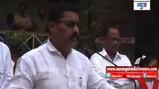 Aurangabad:महानगरपालिकेमध्ये स्वातंत्रदिन उत्साहात साजरा