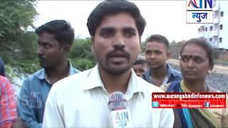 Aurangabad:वाळूज परिसरातील तिसगाव म्हाडा कॉलनीत दुर्गंधीने नागरिक त्रस्त.....