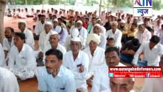 Aurangabad:गावातील नागरिक एकत्र आल्यास गावाचा विकास निच्छीत होतो-मधुकरराजे आर्दट